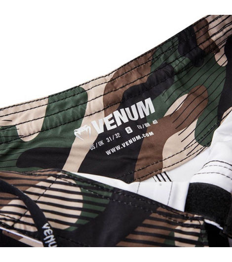 Fight Short Venum Camo Hero
