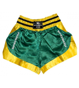 Short de Boxe Thai Enfant Bad Boy Chok