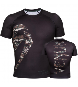 Rashguard Venum Original Giant - Manches courtes - Jungle